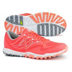 New Balance Minimus Sport Womens Golf Shoes Coral