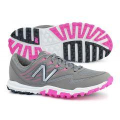 New Balance Minimus Sport Womens Golf Shoes Pink/Grey