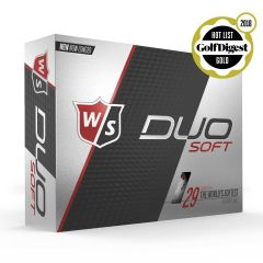 Wilson Staff Duo Optix Soft Golf Balls