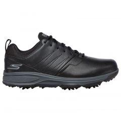 Skechers Go Golf Torque Pro Men's Black/Grey Golf Shoes